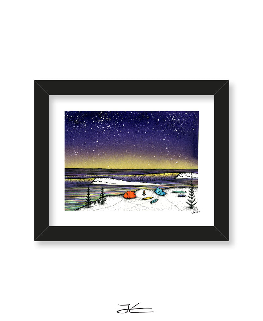 The Right Spot - Print/ Framed Print