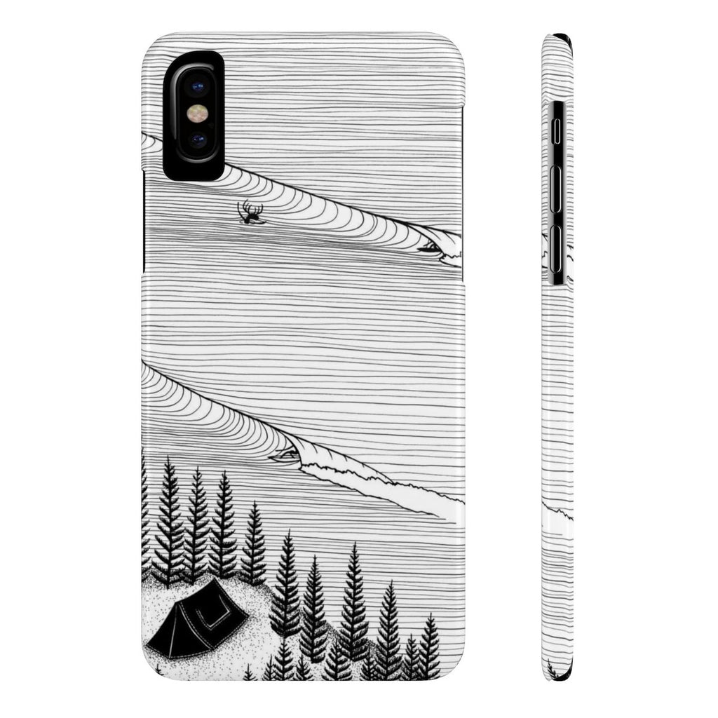 Secret Spot Slim Phone Case