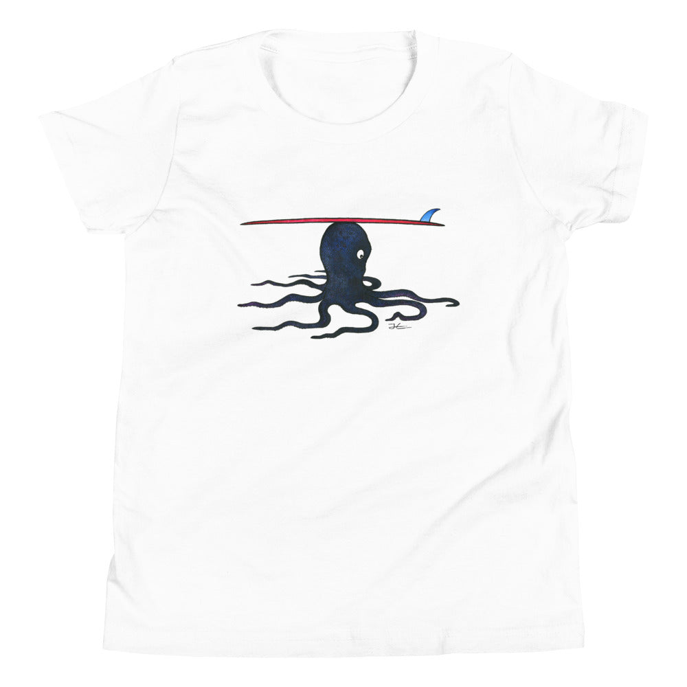 8 Arms 1 Fin Youth Unisex T-Shirt