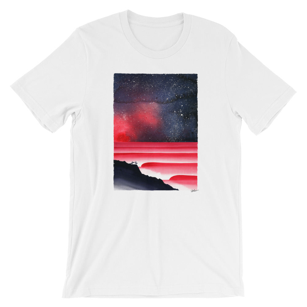 Blood Aurora Unisex T-Shirt
