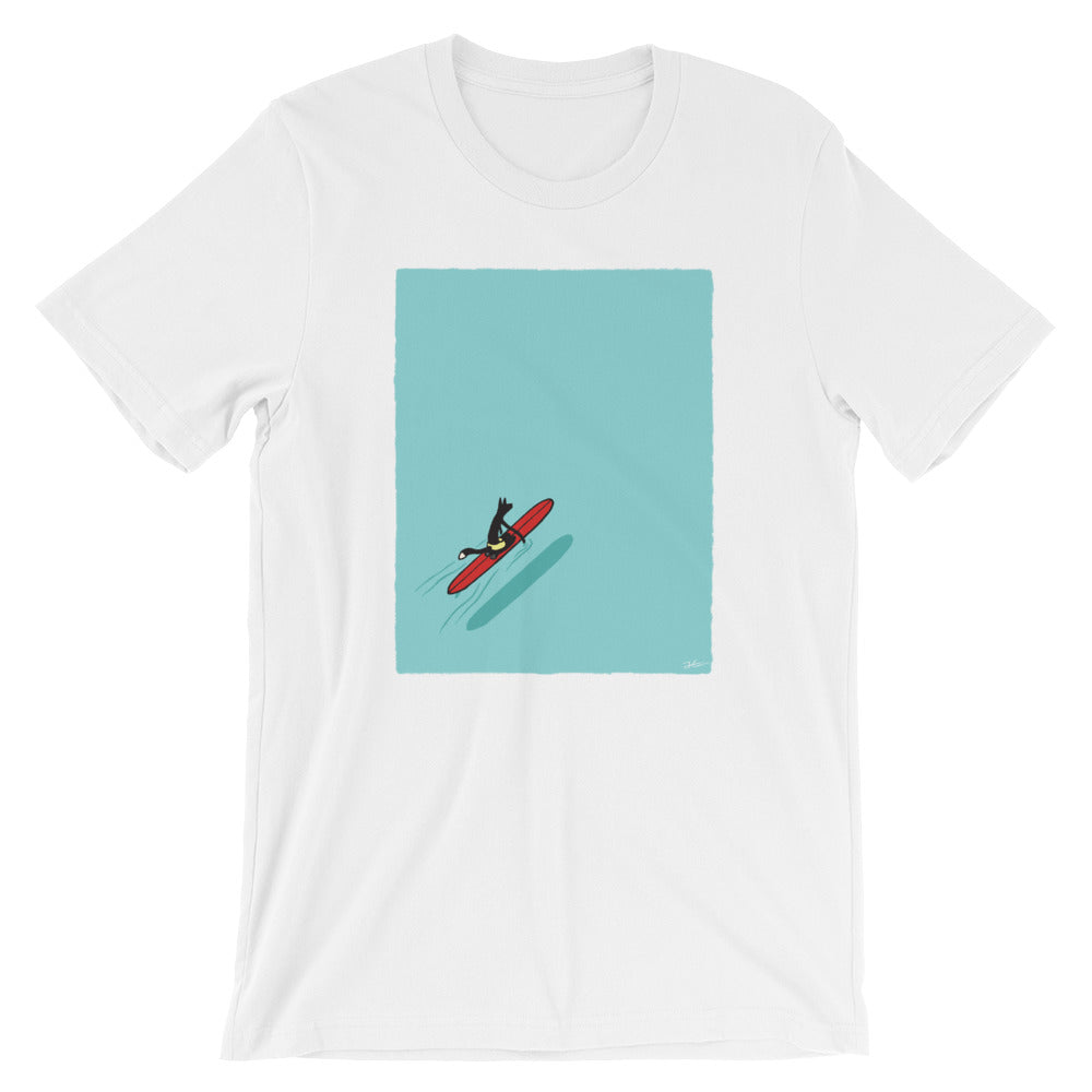 Paddling Out Unisex Unisex T-Shirt
