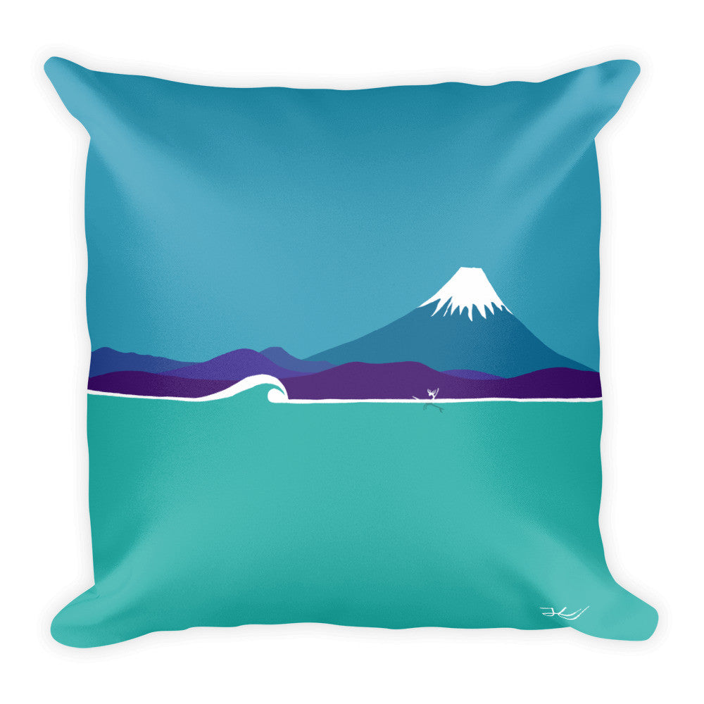 In Japan Pillow