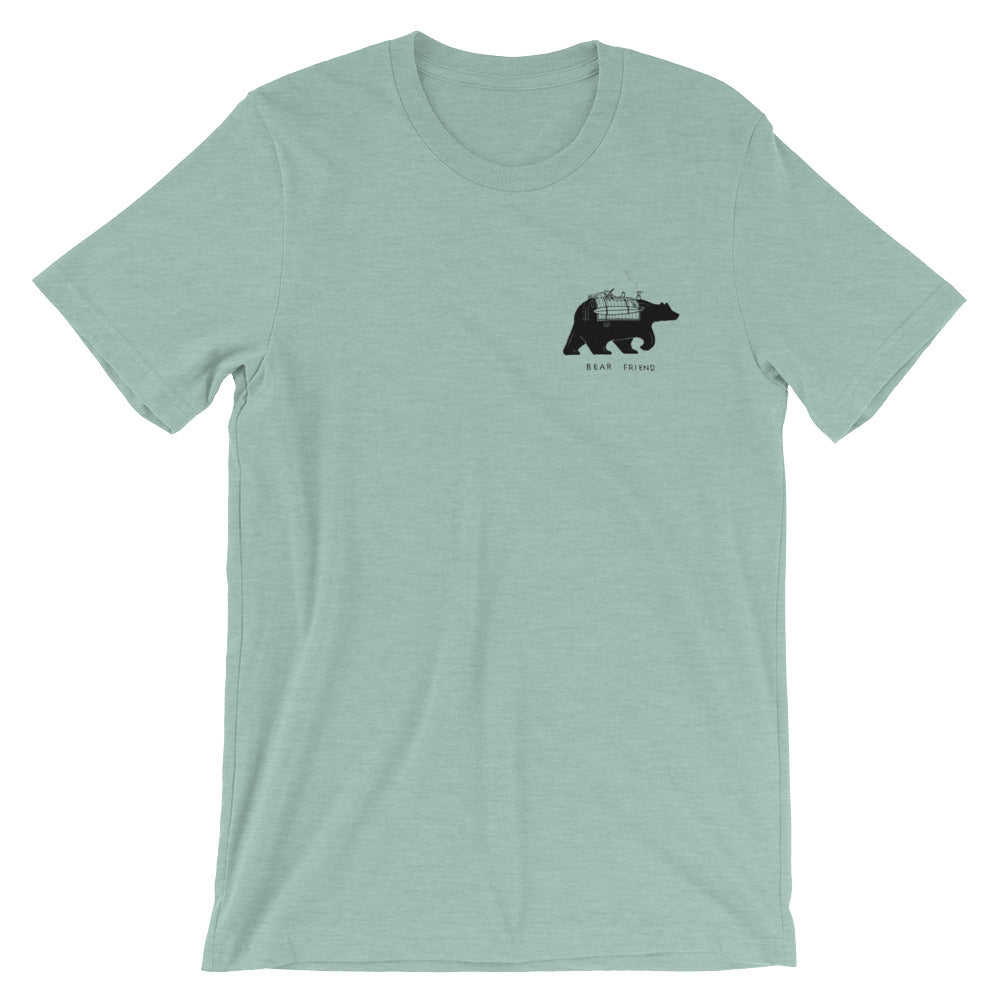 Bear Friend Unisex T-Shirt