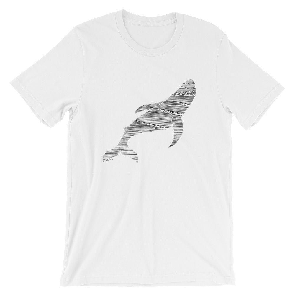 Whale Dreams Unisex T-Shirt