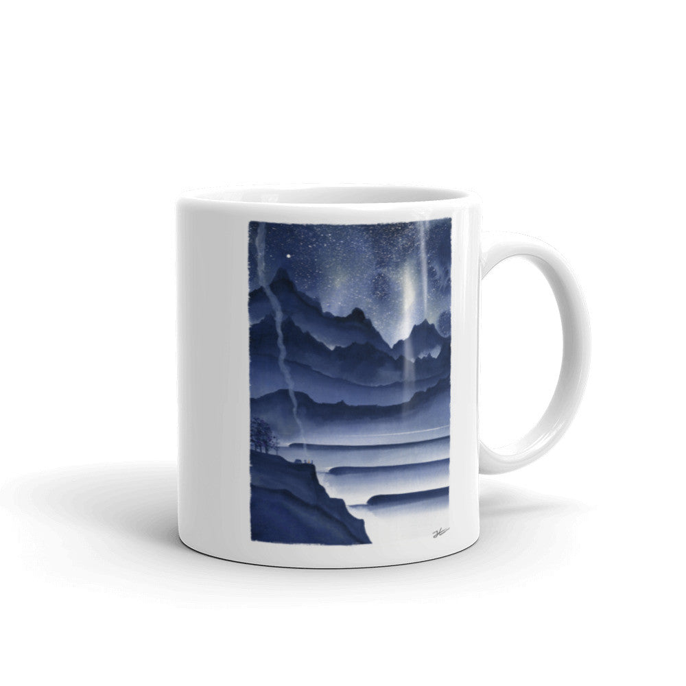 Camp Fire Stories Ceramic Mug
