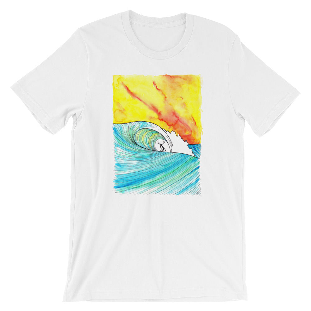 Sunset Slab Unisex T-Shirt