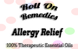 Allergy Relief Essential Oil