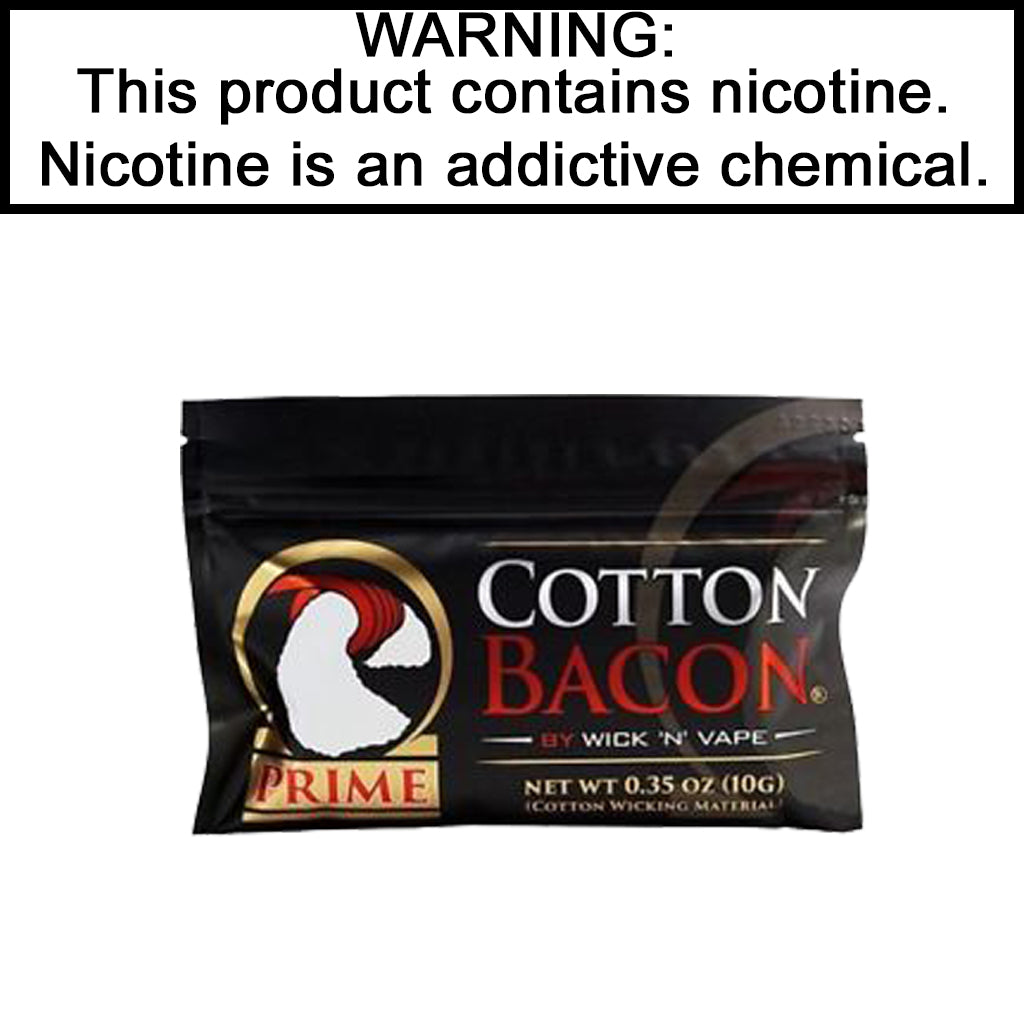 Cotton Bacon Prime - by Wick 'N' Vape
