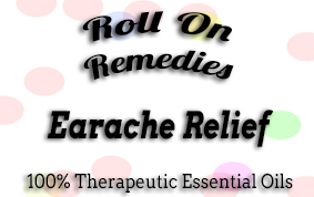 Earache Relief Essential Oil