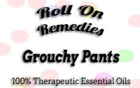 Grouch Pants Essential Oil