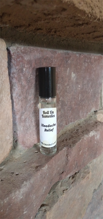 Headache Relief Essential Oils