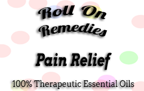 Pain Relief Essential Oil