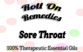 Sore Throat Essential Oil