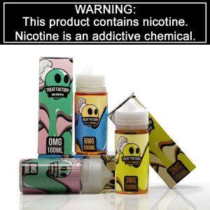 Air Factory/Treat Factory E-Liquid Lines (100mL)