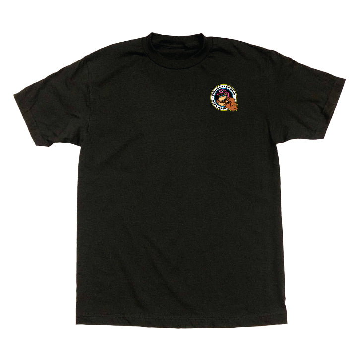 Boogie Down Tee (Black)
