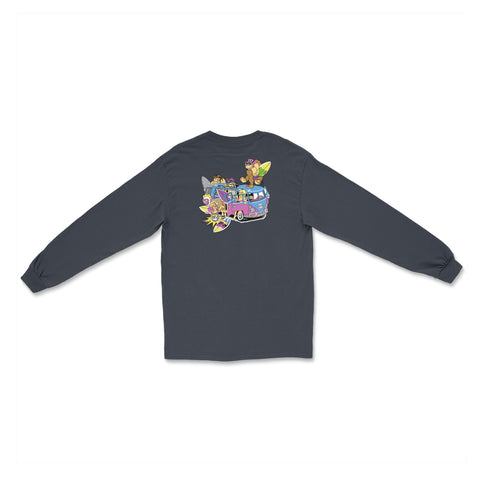 MICROBUS LONG SLEEVE (Charcoal)