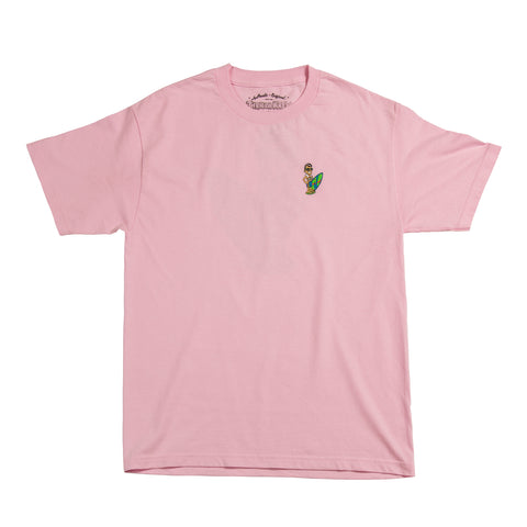 Classic Joe Cool T-Shirt (Rose)