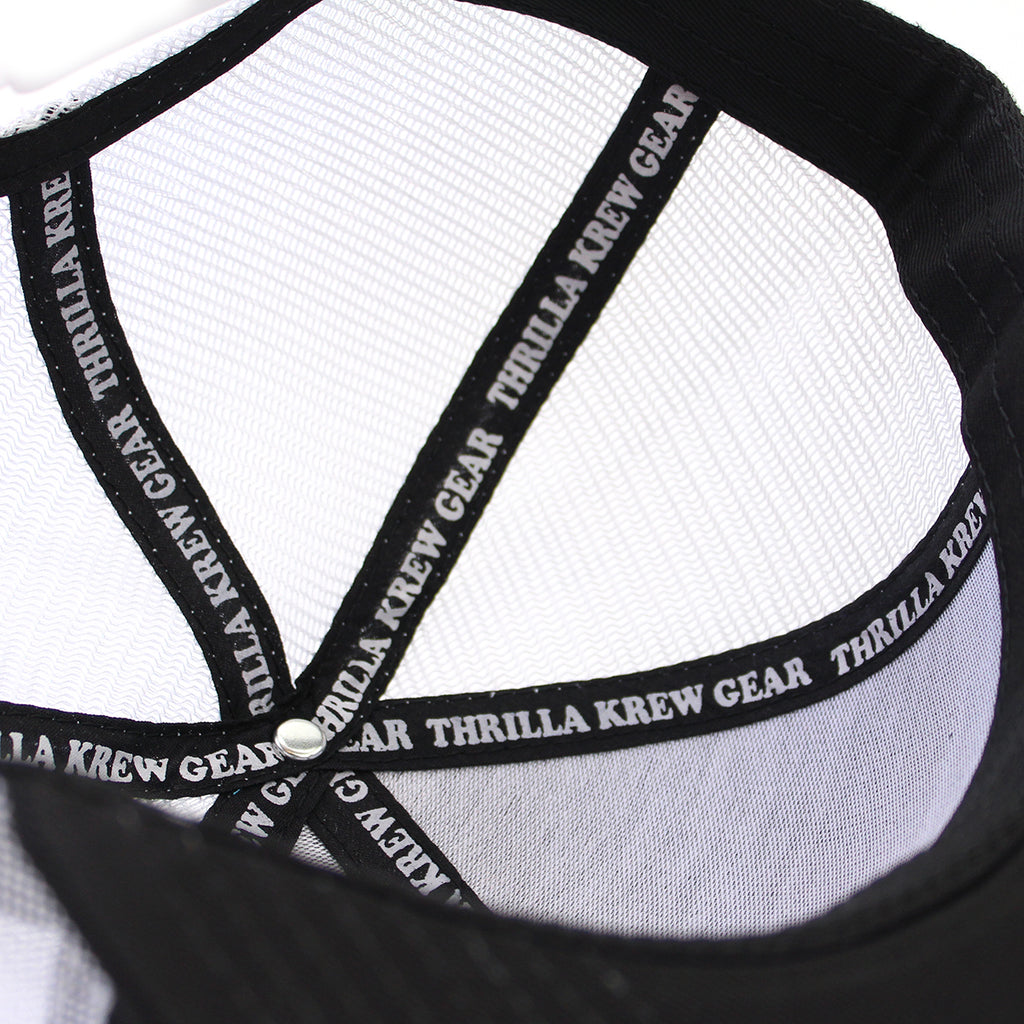 Thrilla Krew X IN4MATION Collab - Old School HI Trucker