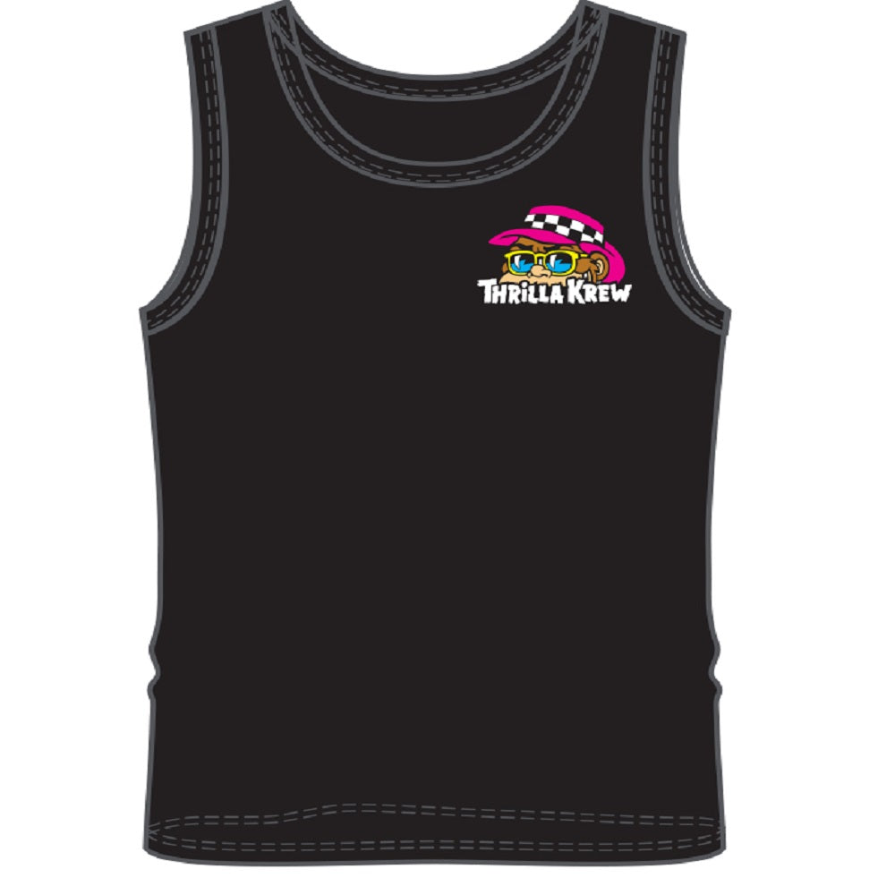Hang Ten Tank (Black)