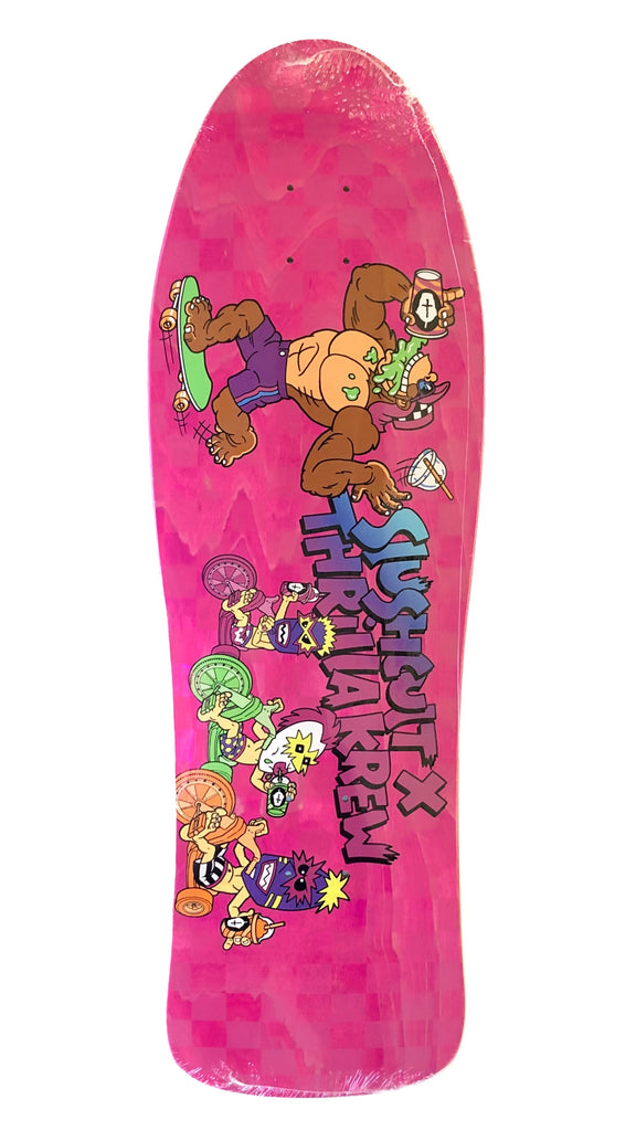 SLUSHCULT x THRILLA KREW COLLAB DECK