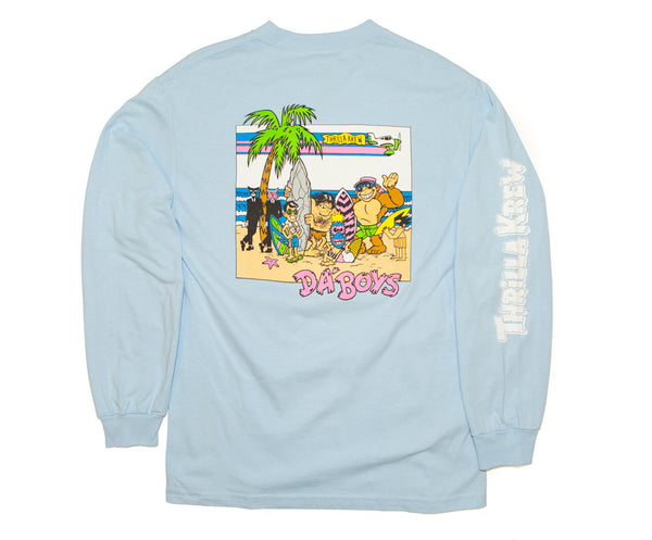 Da'Boys Long Sleeve (Powder Blue)