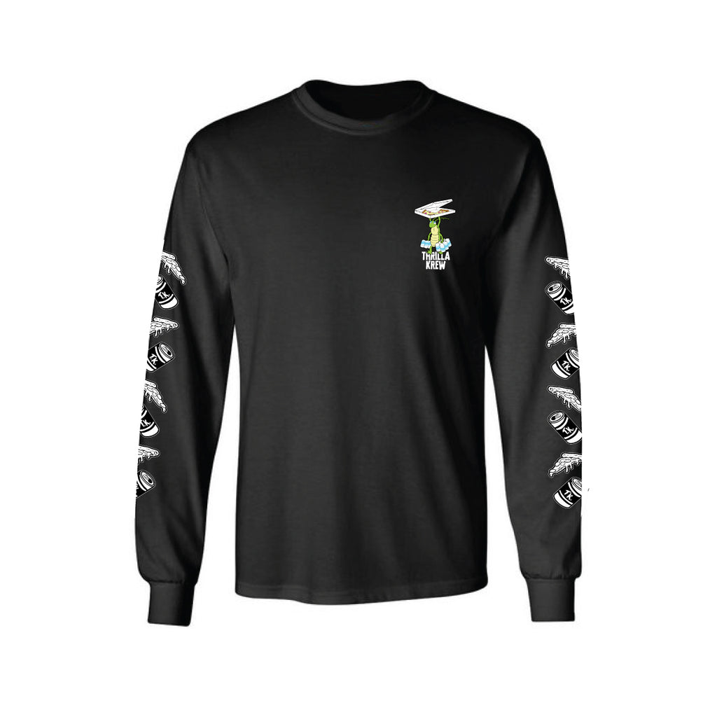 Hardcore Accommodations Long Sleeve (Black)