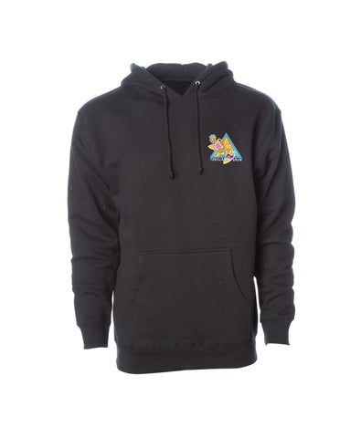 Beach Warriors Hoodie (Black)