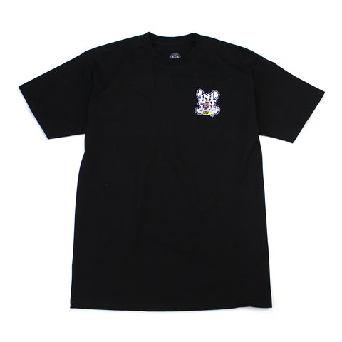 Thrilla Krew x IN4MATION Collab-Shredder Tee (Black)
