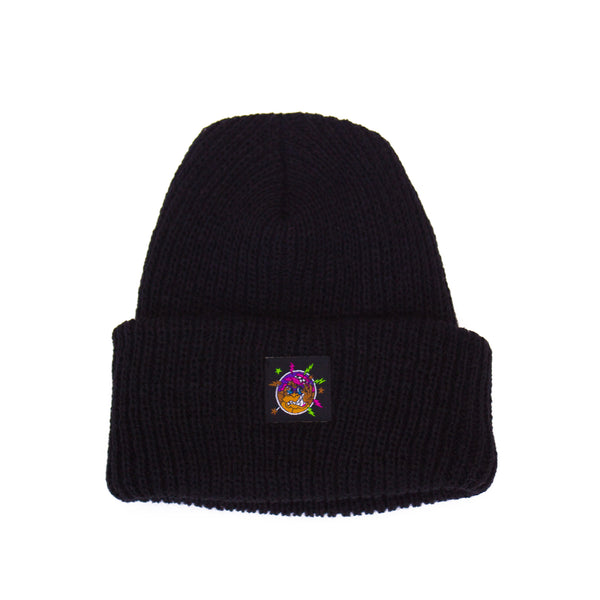 The Big Freeze Slushcult x Thrilla Krew Beanie (Black)