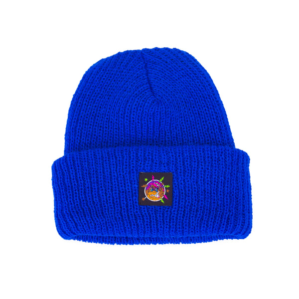 The Big Freeze Slushcult x Thrilla Krew Beanie (Blue)