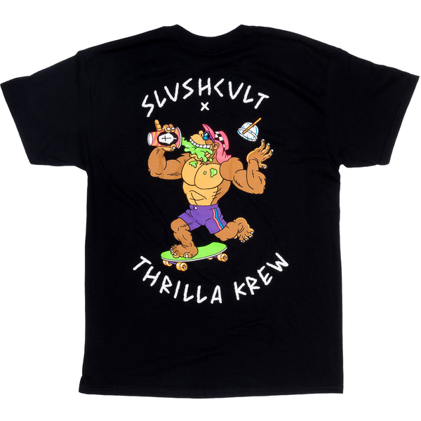 The Big Freeze Slushcult x Thrilla Krew Collab (Black)