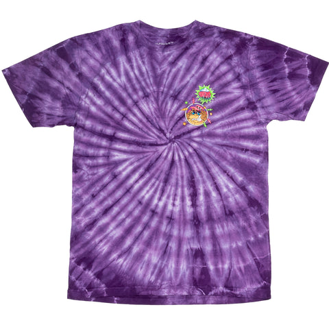 The Big Freeze Slushcult x Thrilla Krew Collab (Purp Tie Dye)