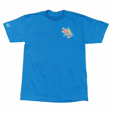 Beach Warriors Tee (Turquesa)