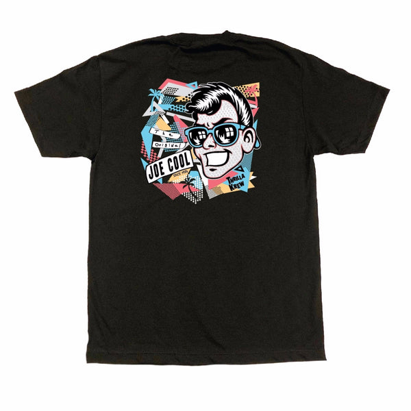 Matrix Joe Tee (Black)