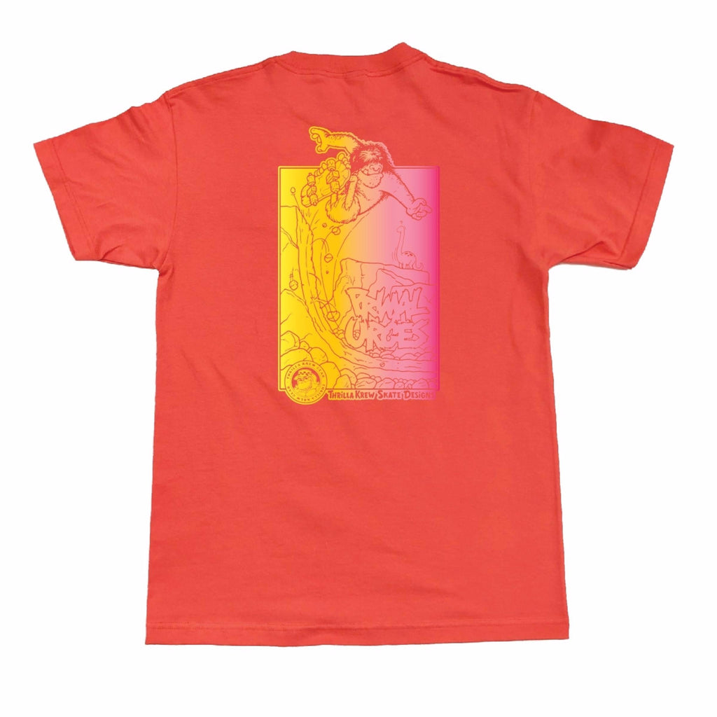 Primal Fade Tee (Coral)