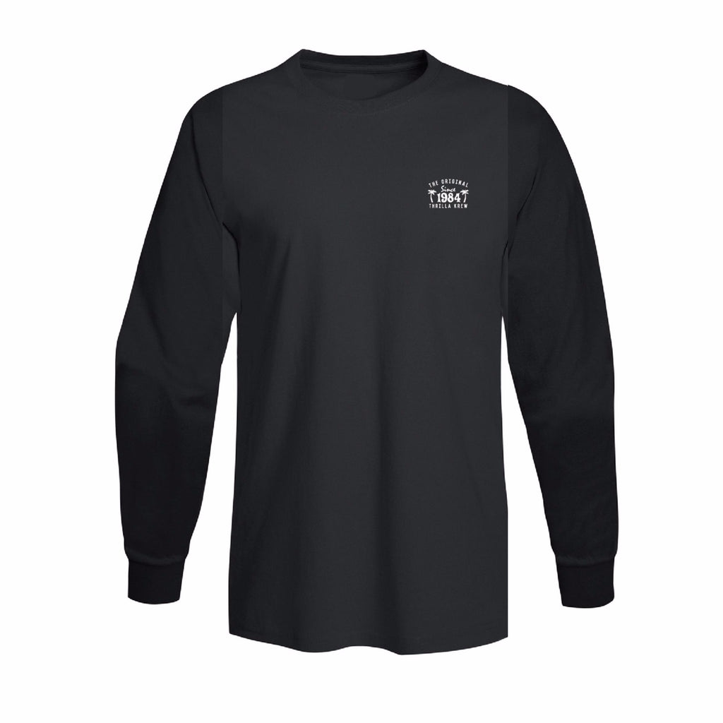 Kool Kats - v.2 Long Sleeve Tee (Black)