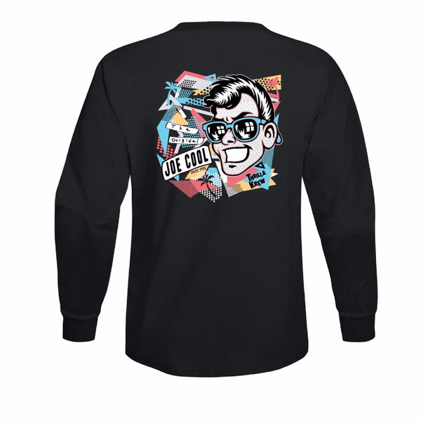 Matrix Joe Long Sleeve Tee (Black)