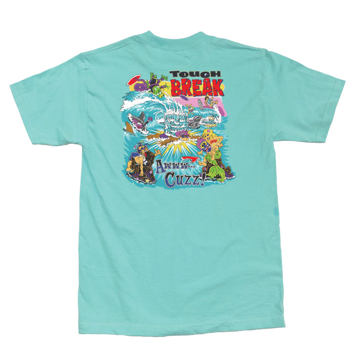 Tough Break Tee (Celadon)