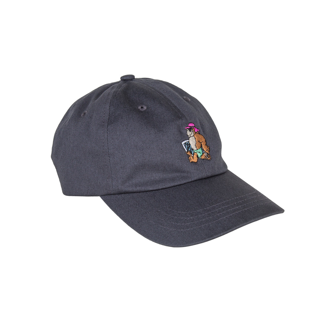 Running Thrilla Gorilla Dad Hat (Stone)