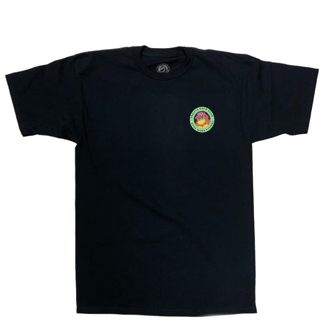 Thrilla Krew Surf Fade Tee (Black)