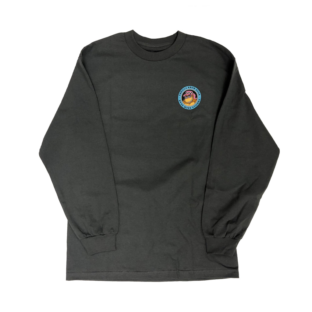 Da'Boys Long Sleeve (Coal)