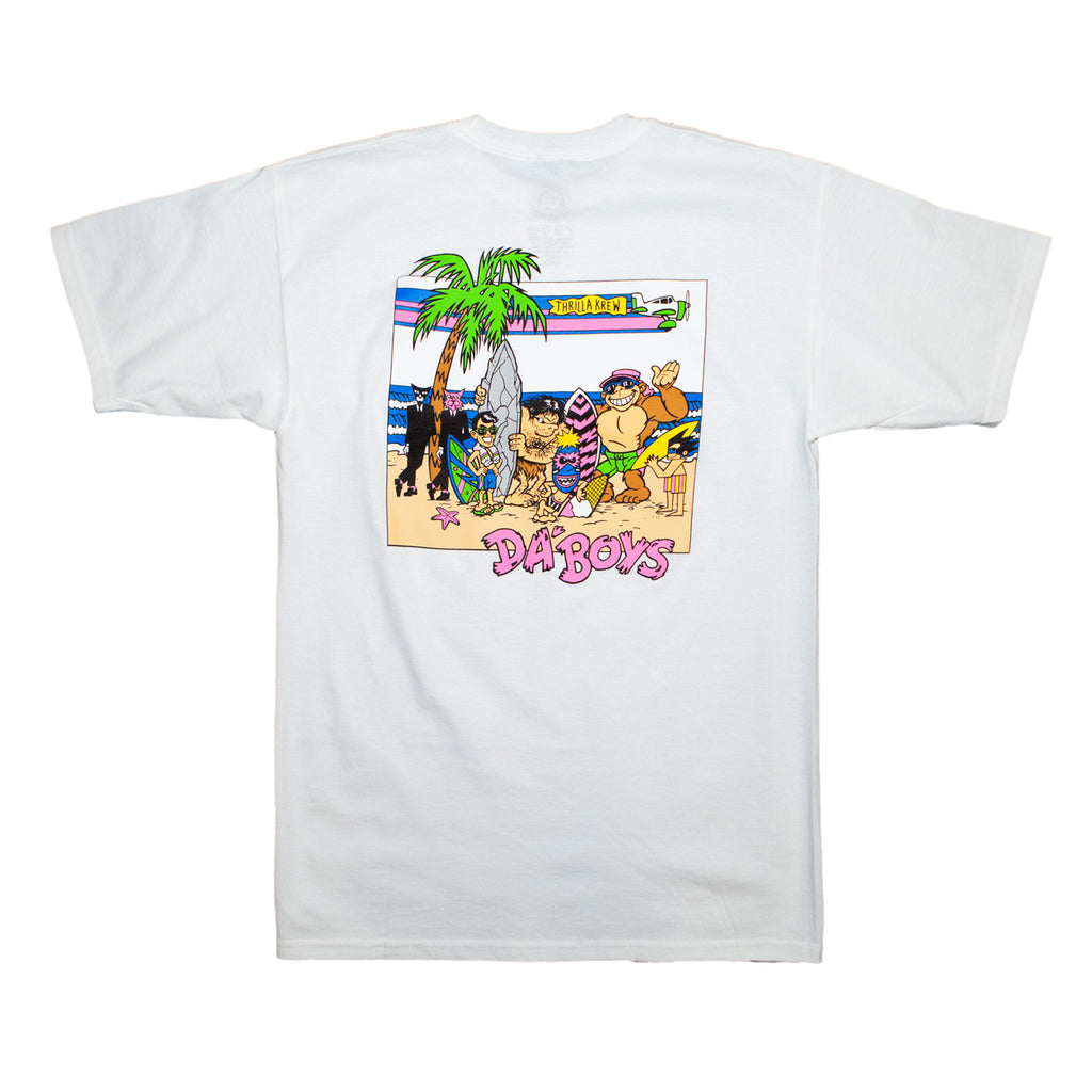 Da'Boys Classic 80s Thrilla Krew Tee (BLACK FRIDAY RELEASE)