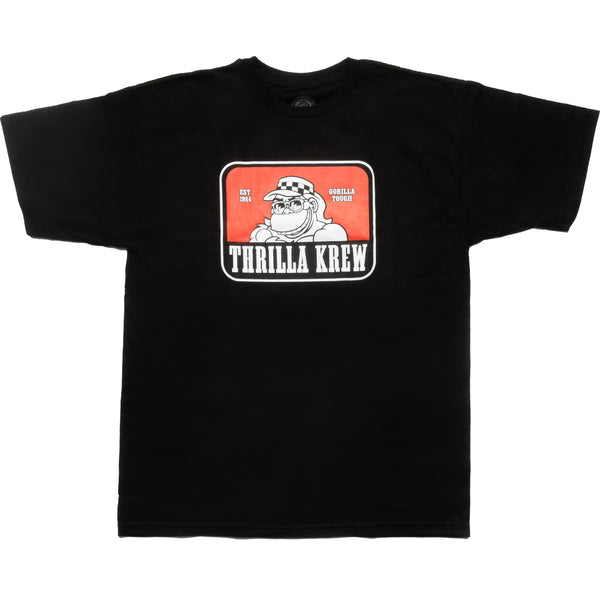 Thrilla Work Tee (Black)