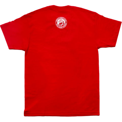Thrilla Work Tee (Red)