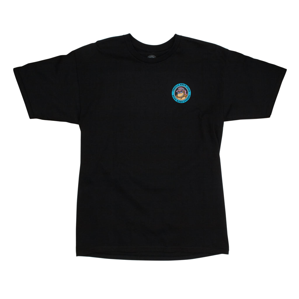 Hardcore Detective Stories Thrilla Krew Tee (Black)