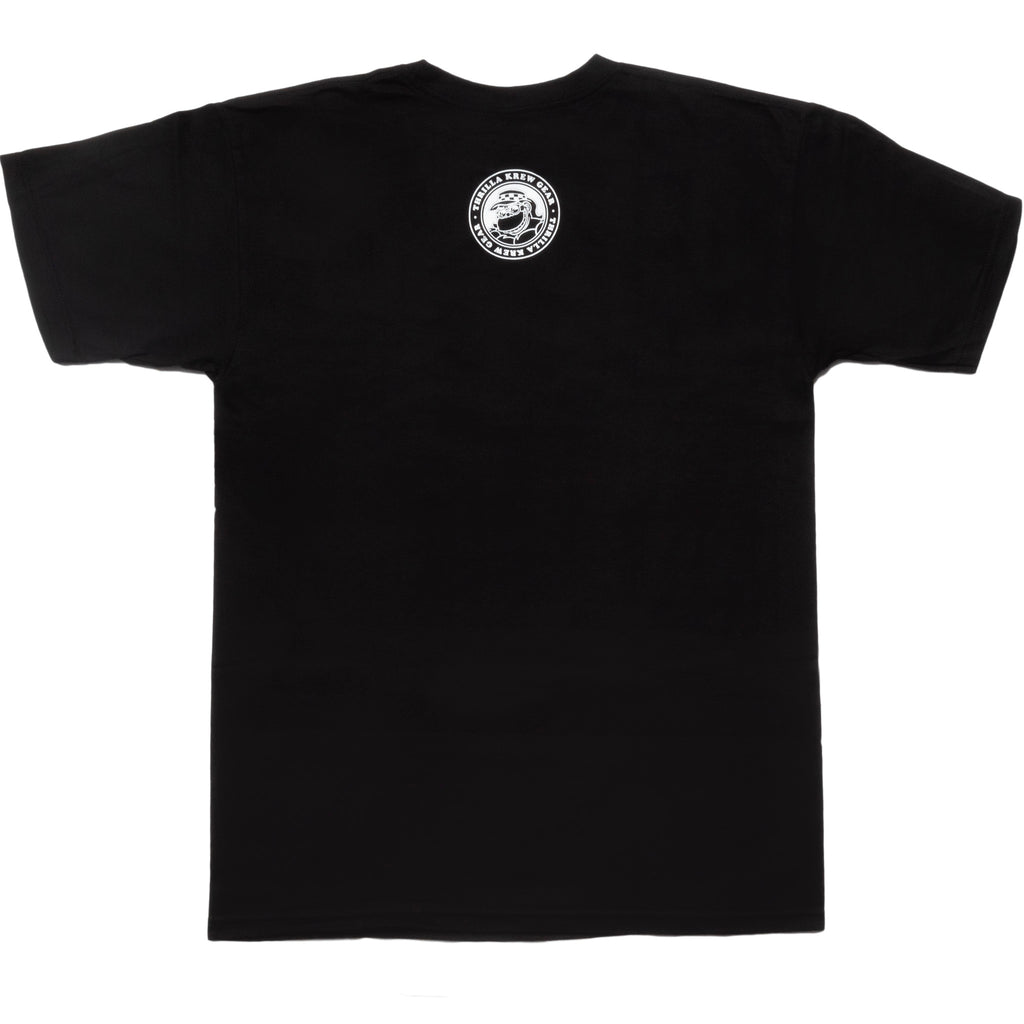 Thrilla Gorilla Locals Only Tee (Black)