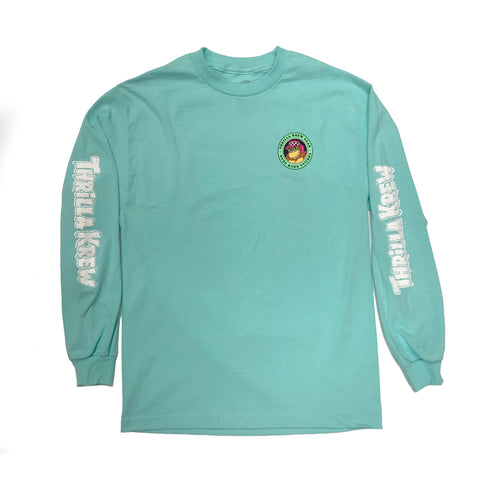 Wood Water Rage Long Sleeve (Celadon)