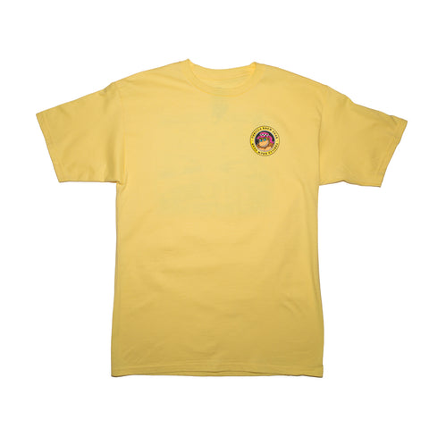 Out Of Control Thrilla Krew Tee (Banana)