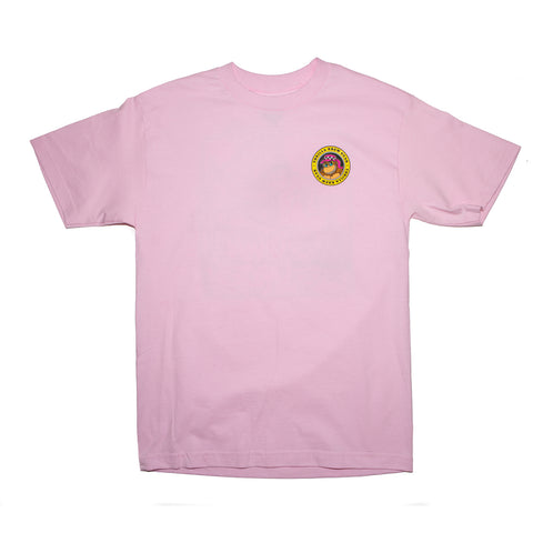 Primal Urges Surf Thrilla Krew Tee (Rose)