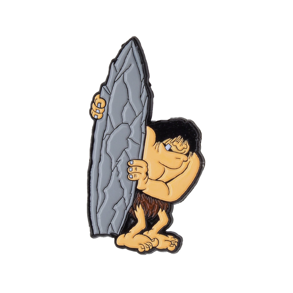 PRIMAL PETE DABOYS SERIES LAPEL PIN